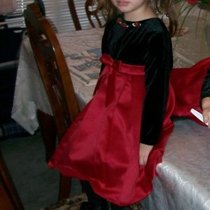 GEGRGE - Girl's Dress (Size 3T)